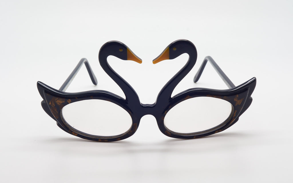 "ANGLO AMERICAN ""SWANS"" EYEGLASSES"