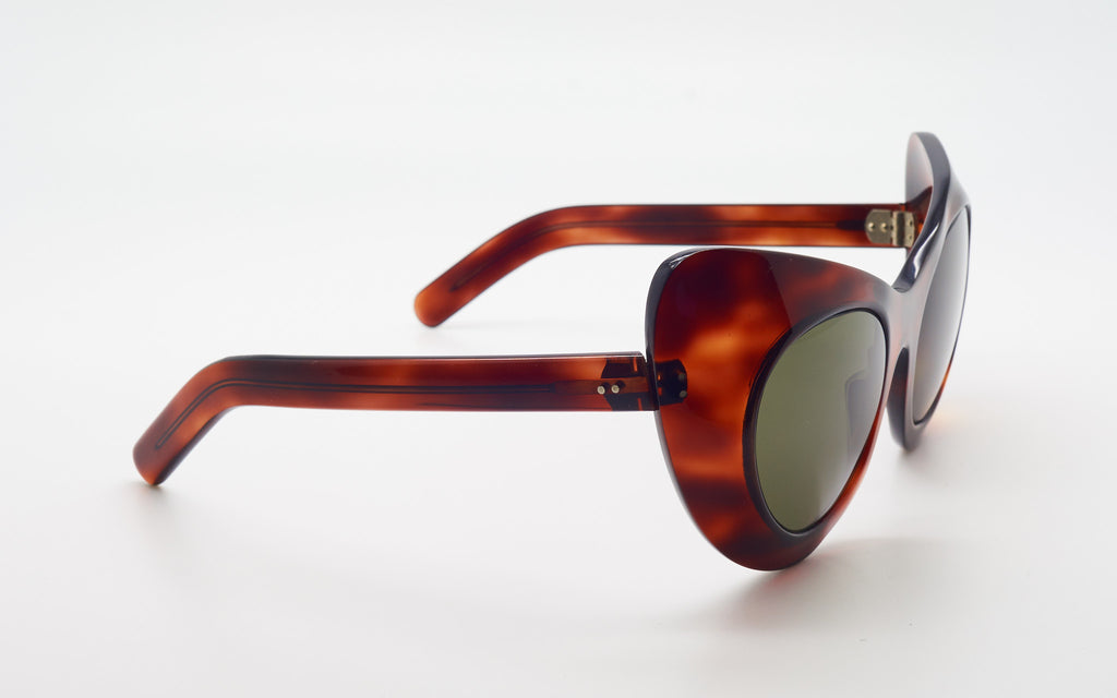 "OLIVER GOLDSMITH ""GWIZ"" SUNGLASSES"
