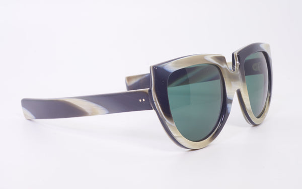 Rare Original Vintage Oliver Goldsmith 1966 Y-NOT Sunglasses