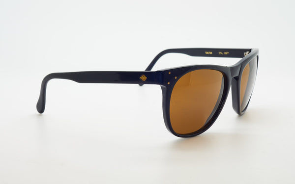 "VUARNET ""JAY Z"" BLACK SUNGLASSES"