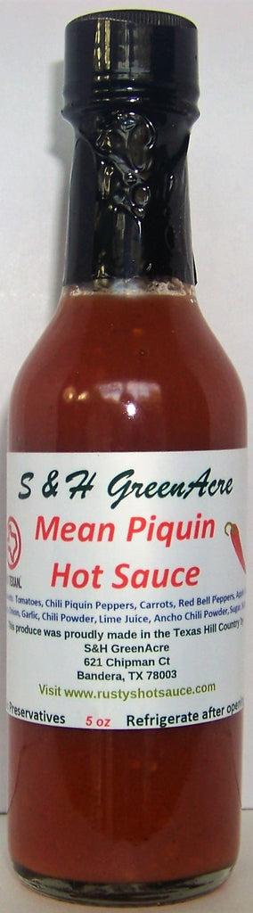 Hot Sauce: Mean Piquin