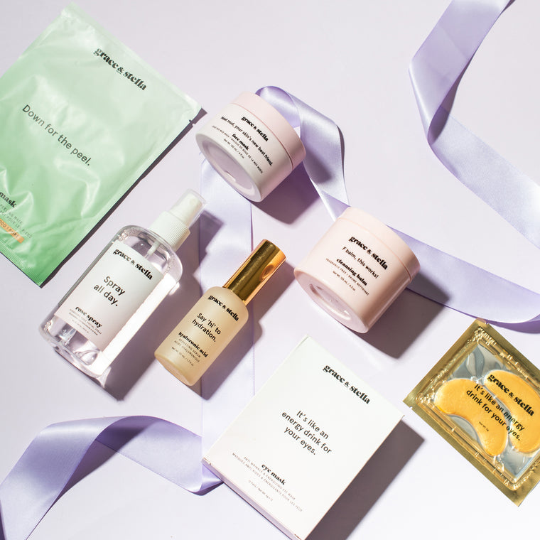 image of skincare lover bundle