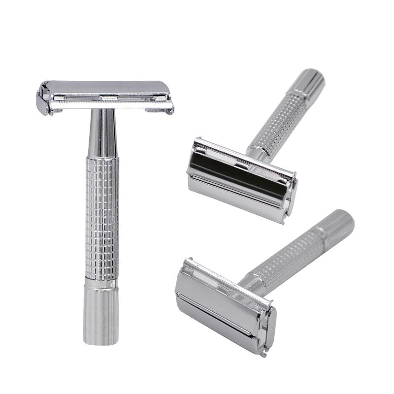 Safety Razor Kit With 5 FREE Blades