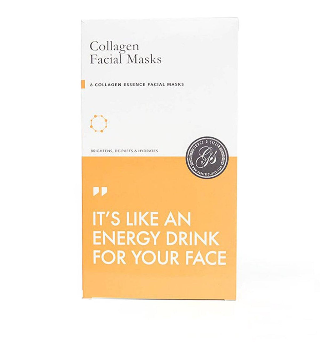 collagen facial sheet masks grace & stella co.