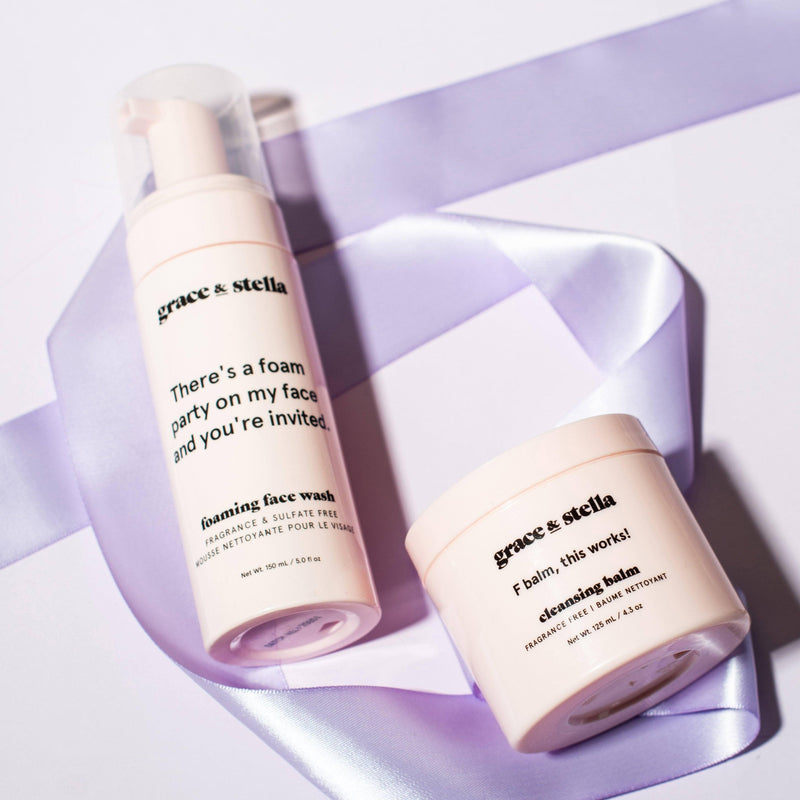double cleanse duo grace & stella
