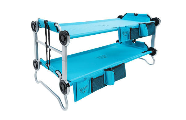 Kid-O-Bunk Blue, Kids camping bunk bed