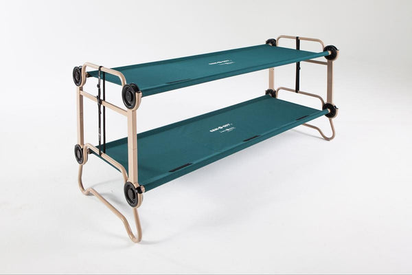 Cam-O-Bunk XL, Adult camping bunk bed by Disc-O-Bed