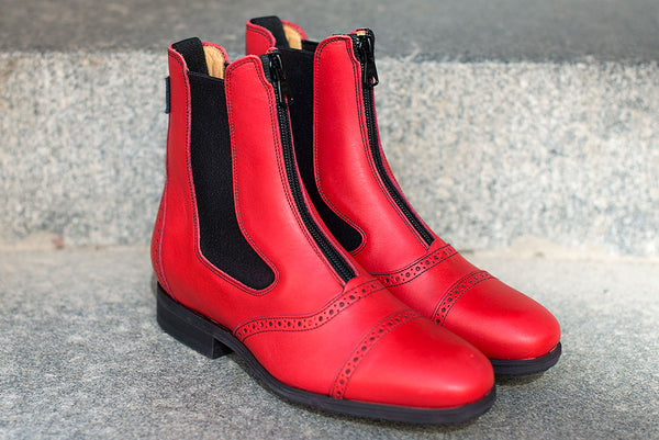 MISTRAL  Red Leather