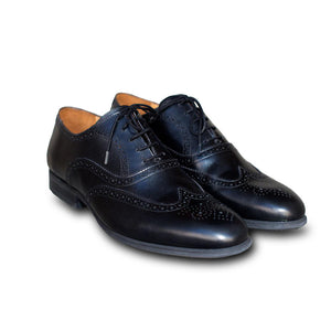 CAMPINO SLEEK  Black Leather