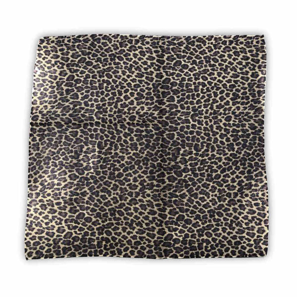 Hairy Leopard Scarf
