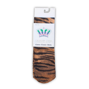 Tiger Knee Socks