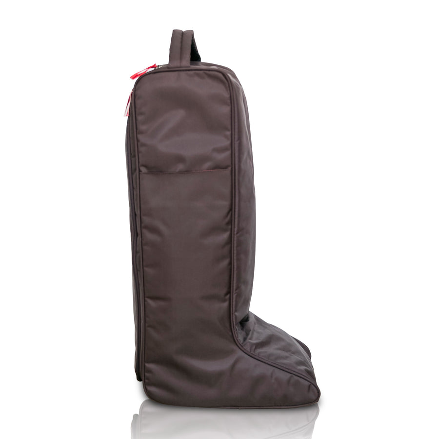 Boot Bag Coffee Brown
