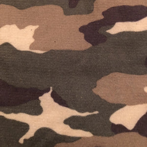 Camouflage Printed Tights
