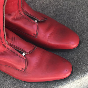 POLO DRESSAGE - Red - Size 39-40 - Sample Sale!