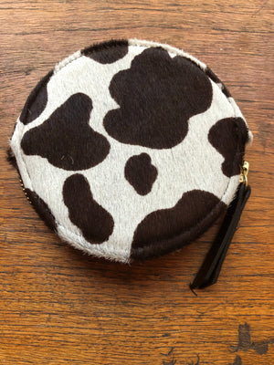 Coin Purse Tiger Fur