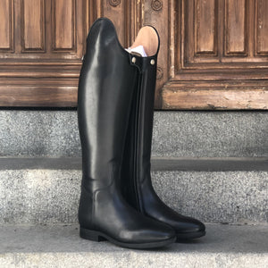 AMAZONA DRESSAGE - BLACK  - Stl 38-39 - Sample Sale!