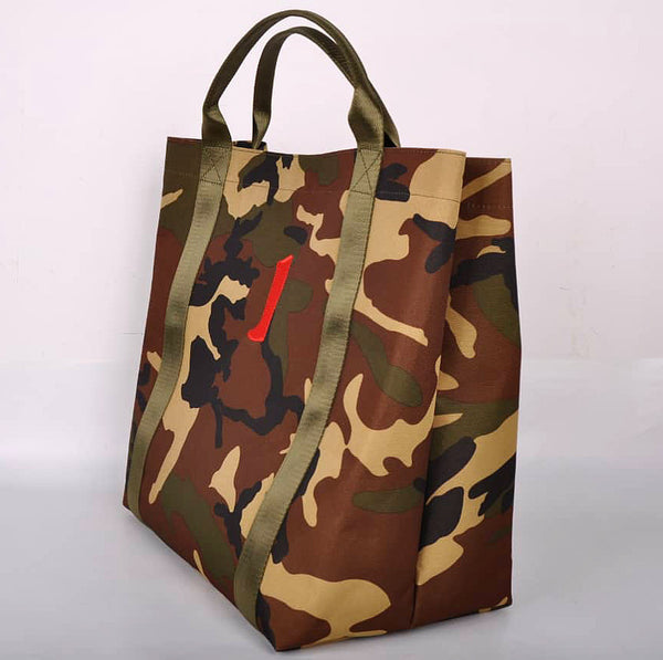 PREORDER Tote Bag Camouflage