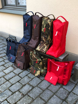 Boot Bag Red