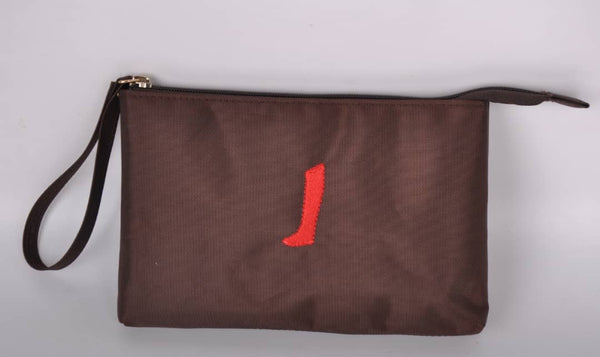 PREORDER Wristlet Coffee Brown