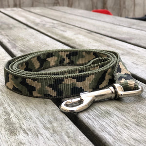 Dog Leash Camouflage