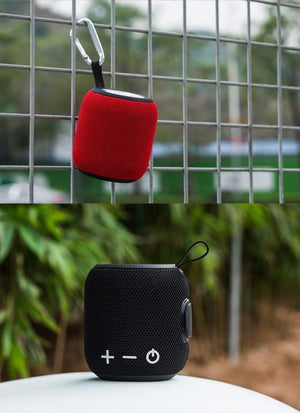Amazona Sueca Waterproof Red Portable Speaker
