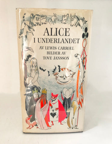 Through The Looking-Glass and What Alice Found There - First Children's Edition , 1927