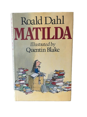 Matilda by Roald Dahl -  First Edition