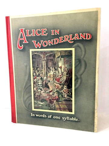 Alice Through The Looking Glass Paint Book
