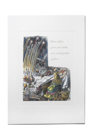Tweedledee and Tweedledum Limited Edition Fine Art Print