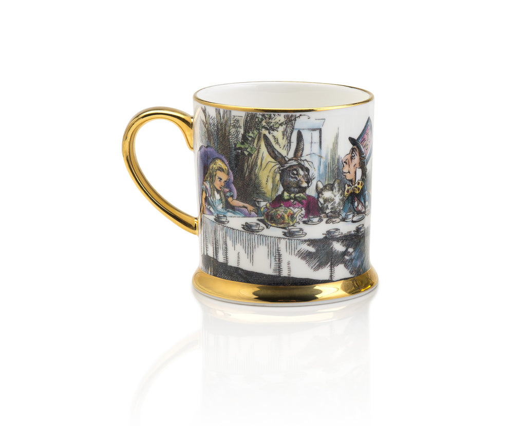 The Mad Tea Party Espresso Cup