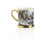 The Mad Hatters Party Espresso Cup