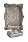 Sir John Tenniel Vesta Case & Ashtray