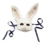 Artisan White Magic Rabbit Mask by Alice Through The Looking Glass