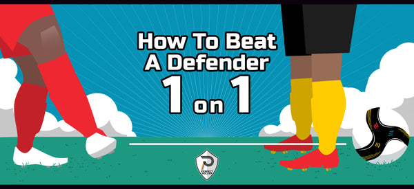 How to Beat a Defender 1-on-1 – Perfect Soccer Skills