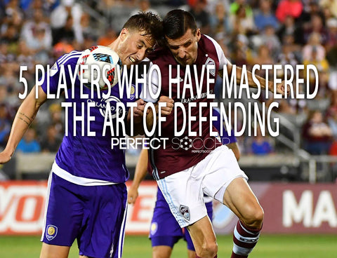 5 Players Who Have Mastered the Art of Defending
