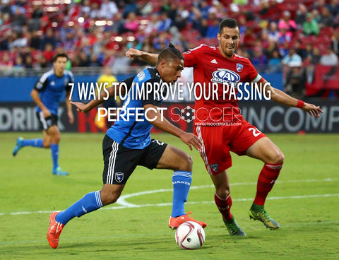 7 ways to improve your passing