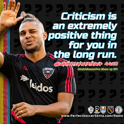 quincy amarikwa criticism