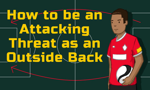 how to be an attacking soccer player