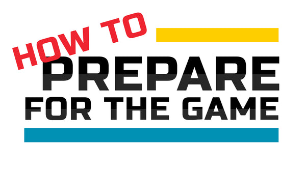How to prepare for your soccer game