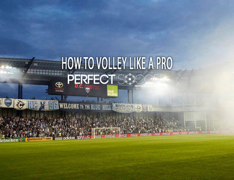 how to volley like a pro