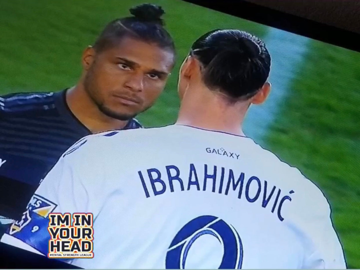 Im In Your Head Zlatan and The Rent Is FREE