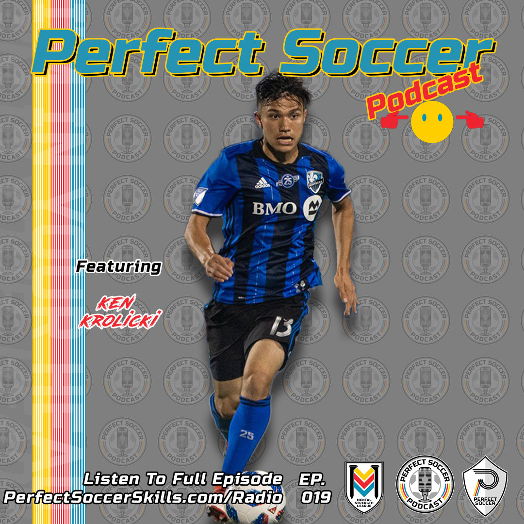 Ken Krolicki, Perfect Soccer Podcast, Sports Podcast,