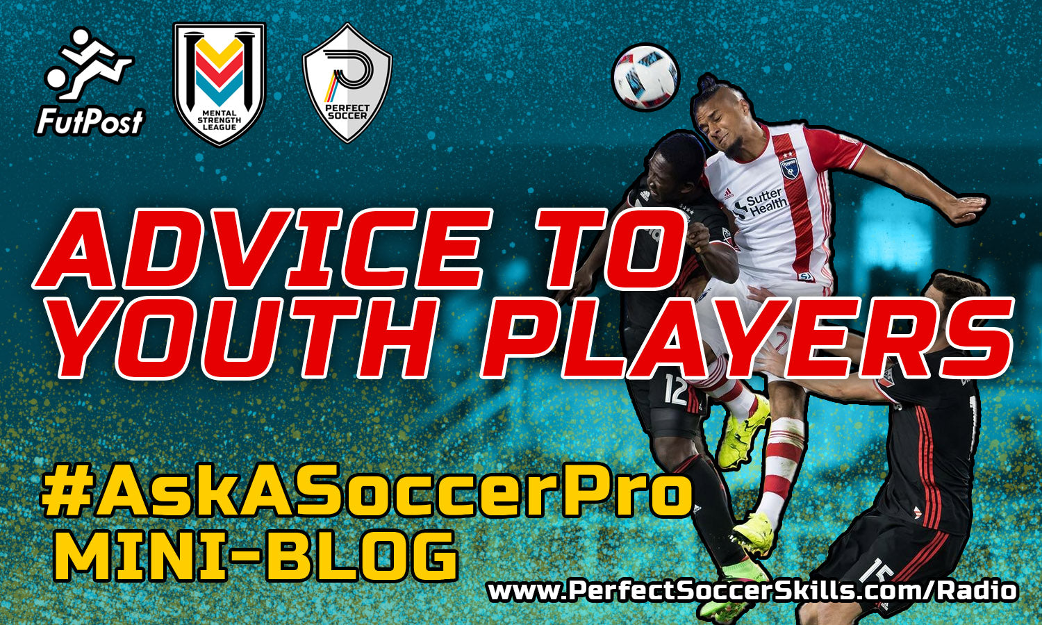 Advice To Youth Players #AskASoccerPro