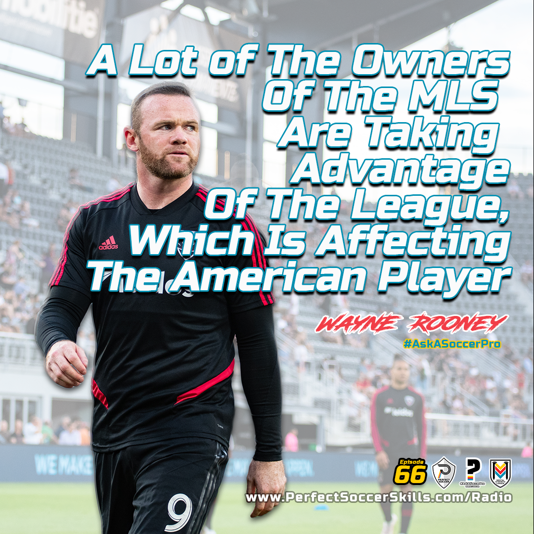 Wayne Rooney MLS Taking Advantage Of The American Player AASP 066