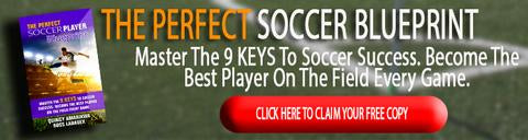 how to be a more composed soccer player