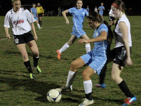 Put Your Body Between the Ball and the Defender