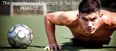 strength in soccer