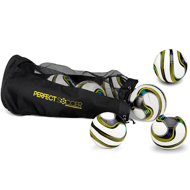 Perfect Soccer Match Ball - Adult & Youth ( 1pack, 5pack, 10pack)