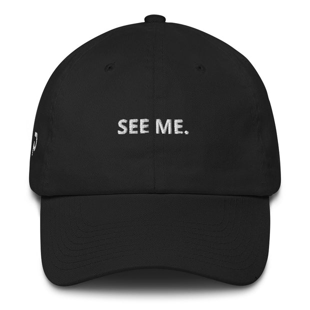 SEE ME. | Cotton Cap