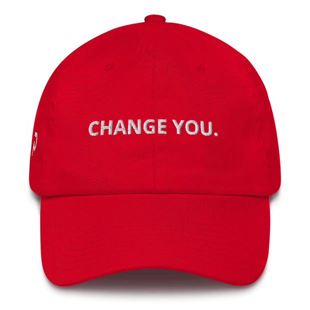 CHANGE YOU | Cotton Cap